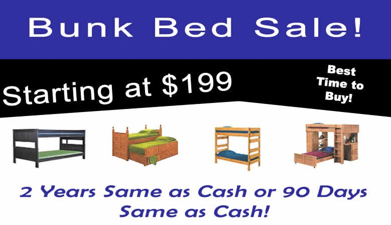 Bunk Beds on Sale