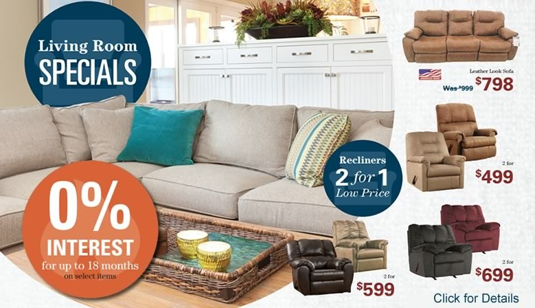 Style and Savings for your home.