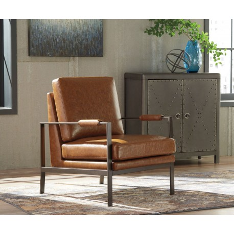 Phenomenal Peacemaker Brown Accent Chair Andrewgaddart Wooden Chair Designs For Living Room Andrewgaddartcom