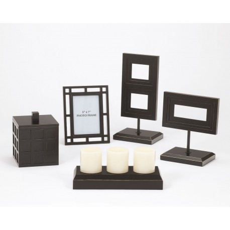 Deidra - Black - Accessory Set (5/CN)